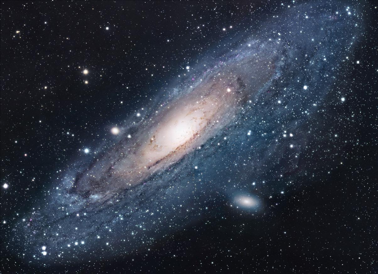 Kleine einführung in die astrofotografie